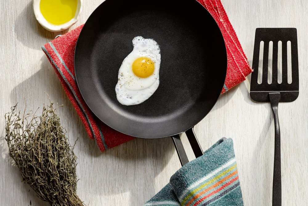 Classic Collection, Egg in Pan
