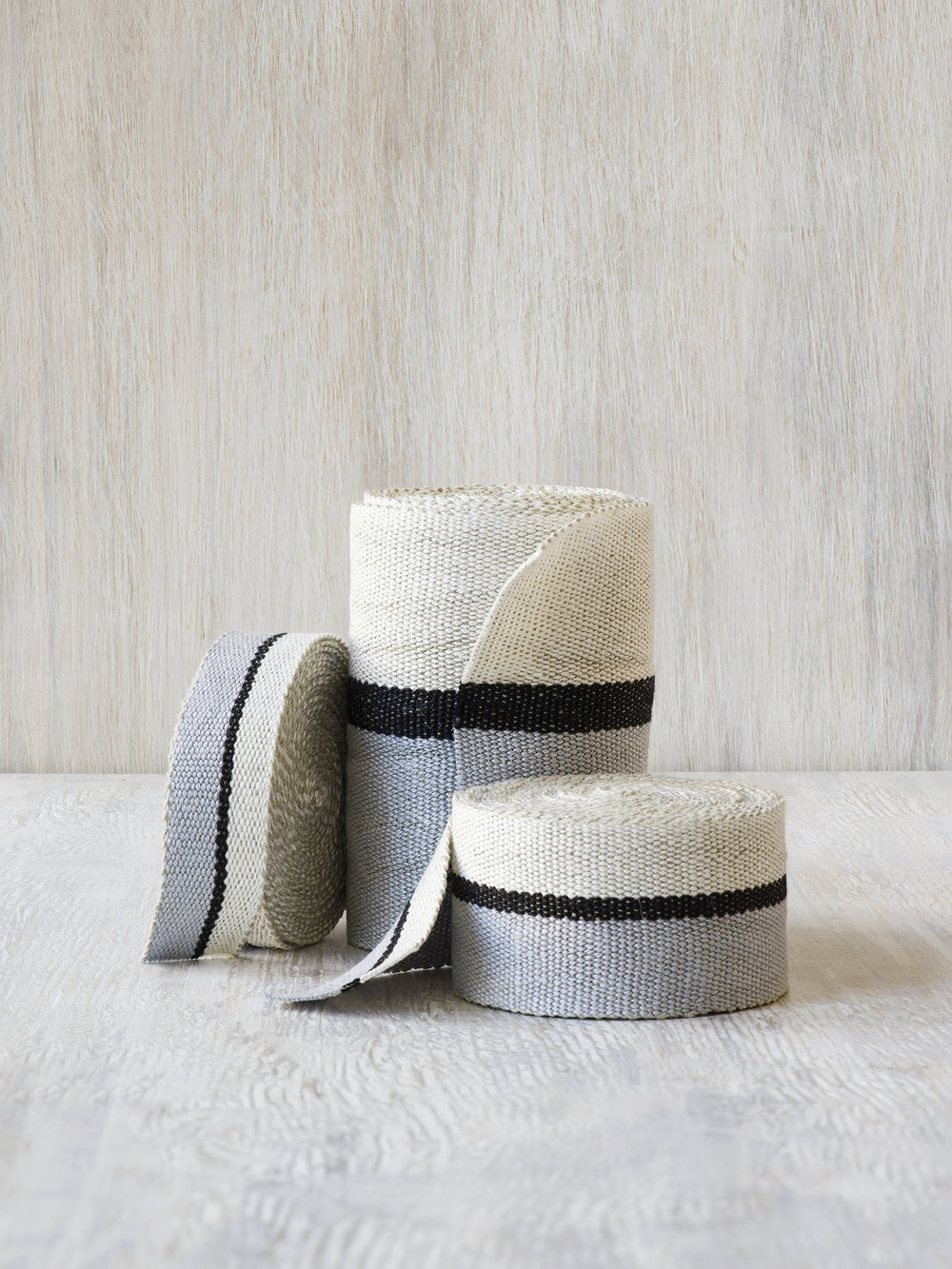 Ile Saint-Louis Handwoven Linen Tape