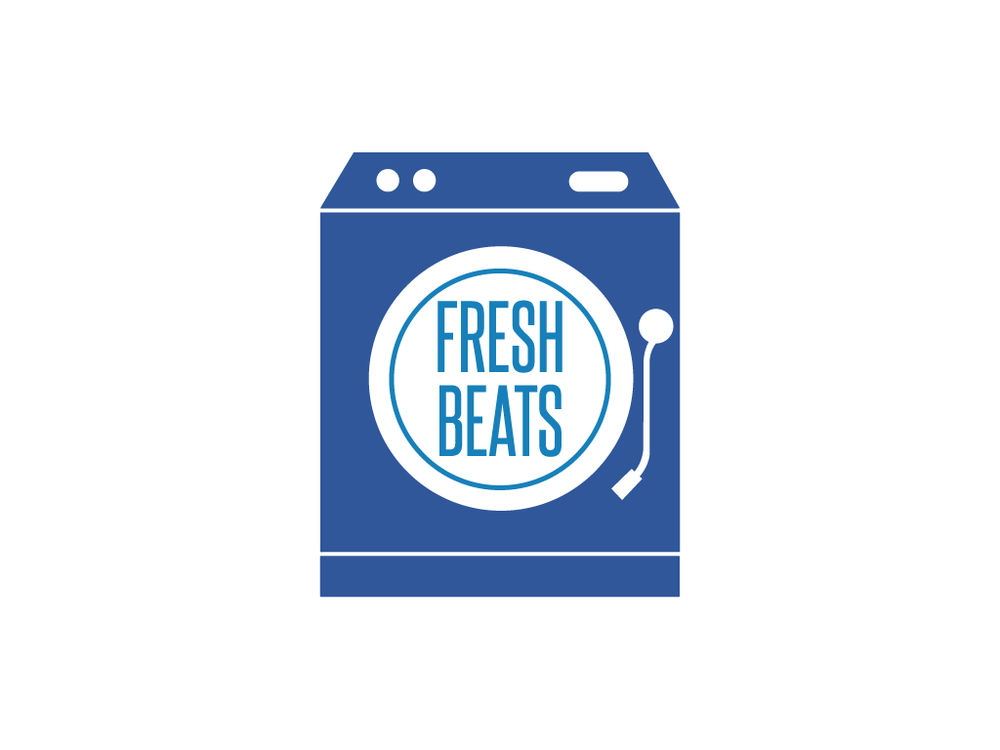 FRESH BEATS LOGOTYPE