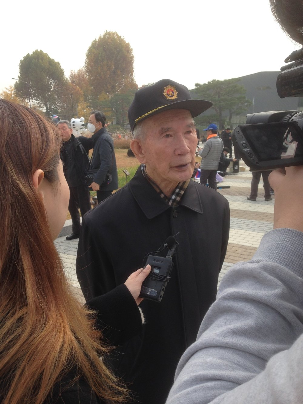 Name:  Yoo Young-bok, 89   Born:  11/30/1929   Nationality:  South Korean   NK invaded SK:  6/25/1950   Joined SK army:  August, 1952   Captured:  6/10/1953   Truce signed:  7/27/1953  Spent 47 years of hard labor in NK mines and escaped NK on 7/28/2000