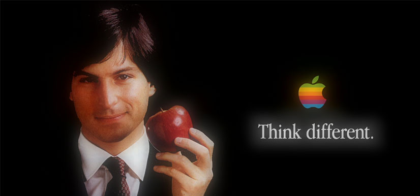 Steve Jobs IMAGE CREDIT: blog.insideview.com