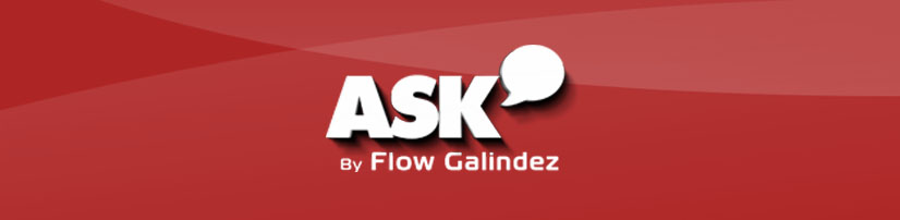 ASK By Flow Galindez