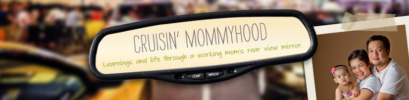 Cruisin' Mommyhood | Filipino Mommy Blog