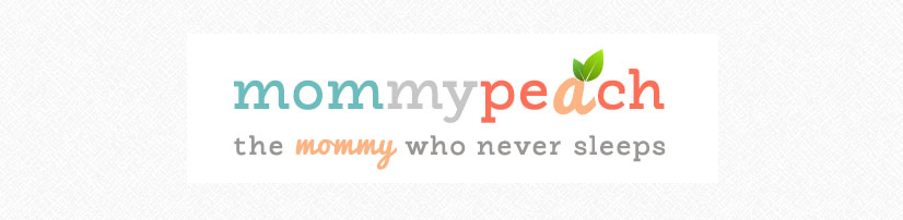 Mommy Peach | Filipino Mommy Blog