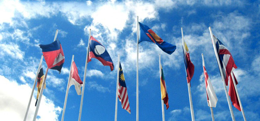 Flags of ASEAN Member States