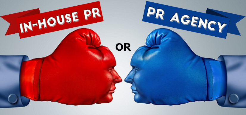 Weighing Your Options: In-house PR or PR agency?