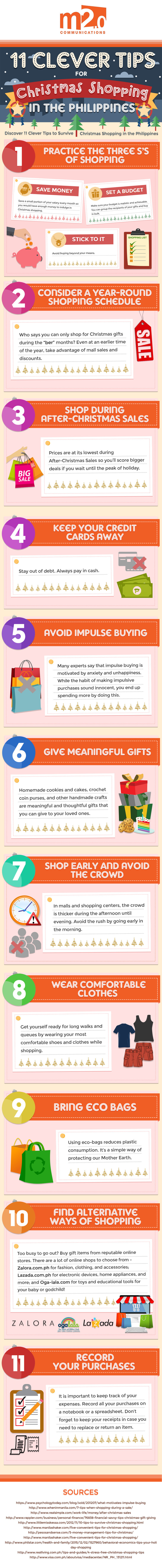 11 Clever Tips for Christmas Shopping in the Philippines