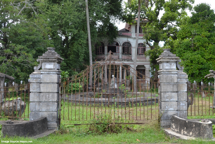 HERRERA MANSION (TIAONG STONE HOUSE), QUEZON PROVINCE