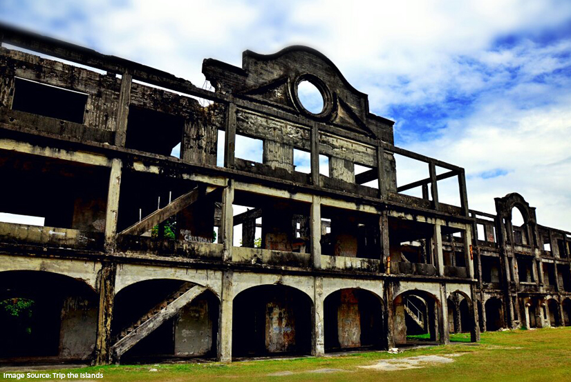 HOSPITAL RUINS AT CORREGIDOR | m2comms.com