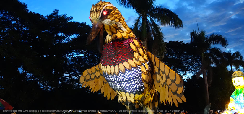 Photo credit: Photo credit: http://megacities-go-services.com/layout/set/print/Media/Manila/Images-Manila/MISC/UP-Diliman-Lantern-Parade/Lantern-Parade-at-UP-Diliman-18