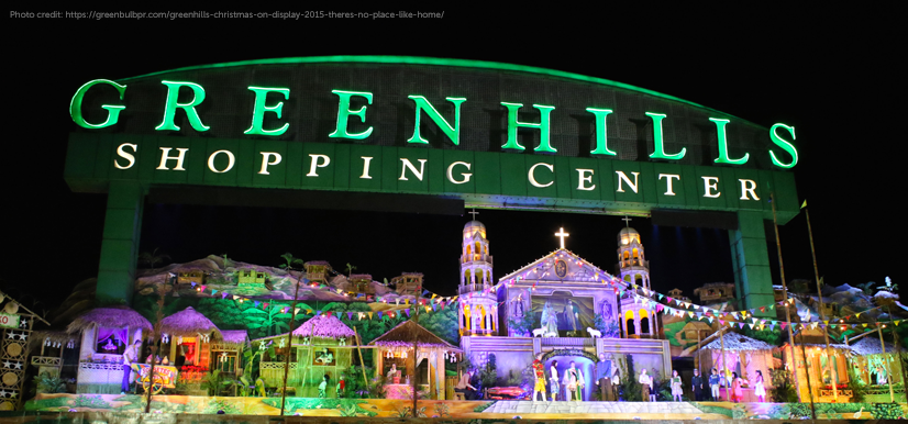 Photo credit: https://greenbulbpr.com/greenhills-christmas-on-display-2015-theres-no-place-like-home/