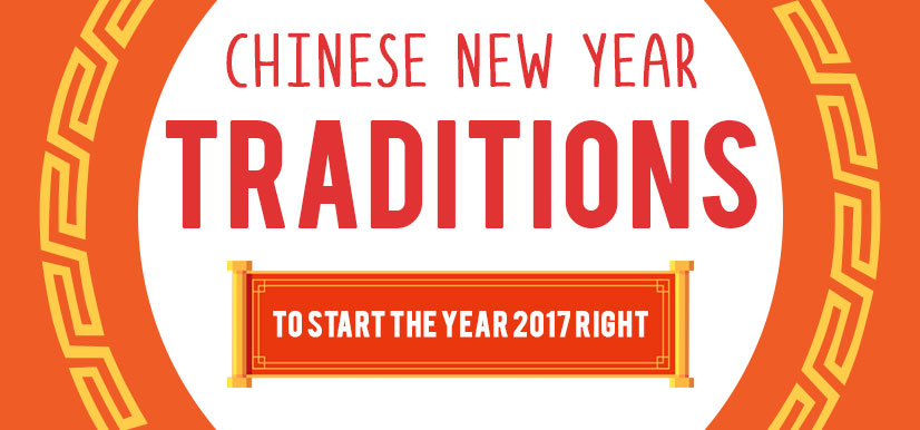 Chinese New Year Traditions to Start the Year 2017 Right