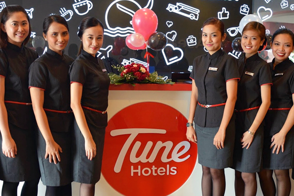 Tune Hotels Case Studies - M2.0 Communications - PR Firms