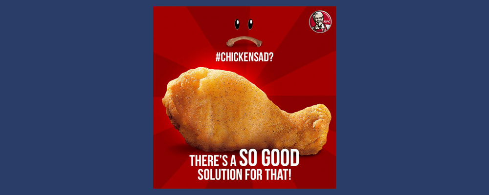 Chicken-Sad