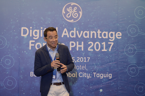 GE PHILIPPINES DIGITAL ADVANTAGE FORUM 2017