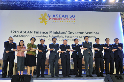BANK OF CHINA - 12th ASEAN FINANCE MINISTERS INVESTOR SEMINAR