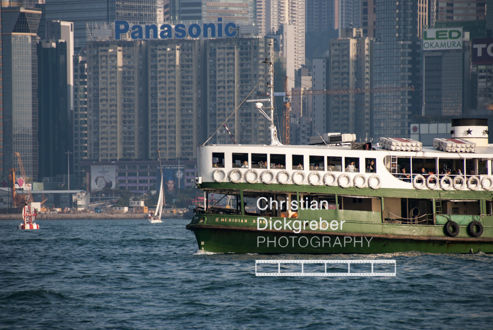 The Star Ferry II