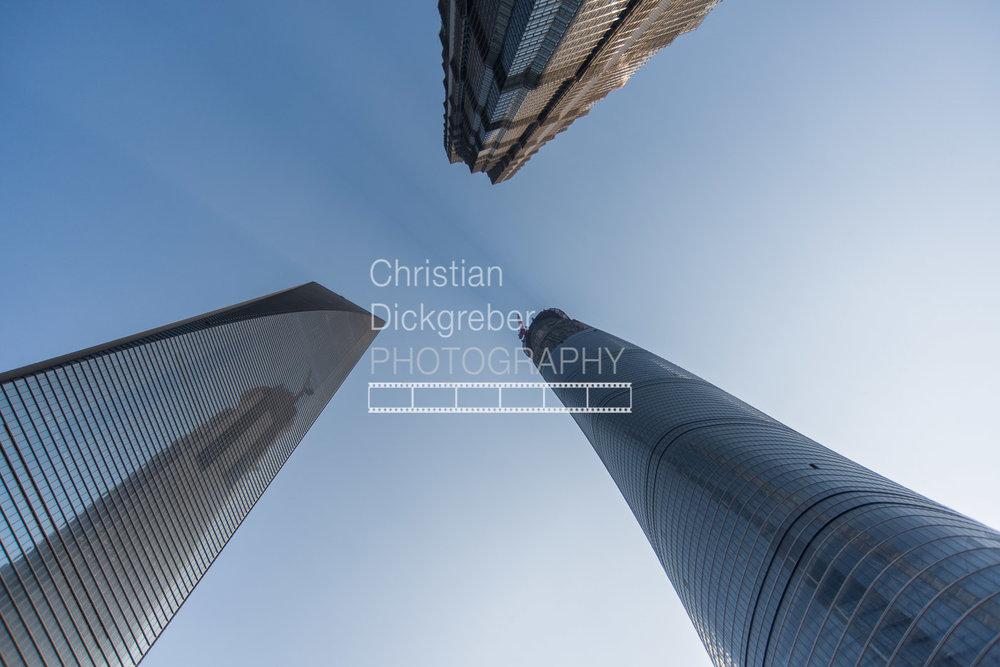 Shanghai Skyscrapers