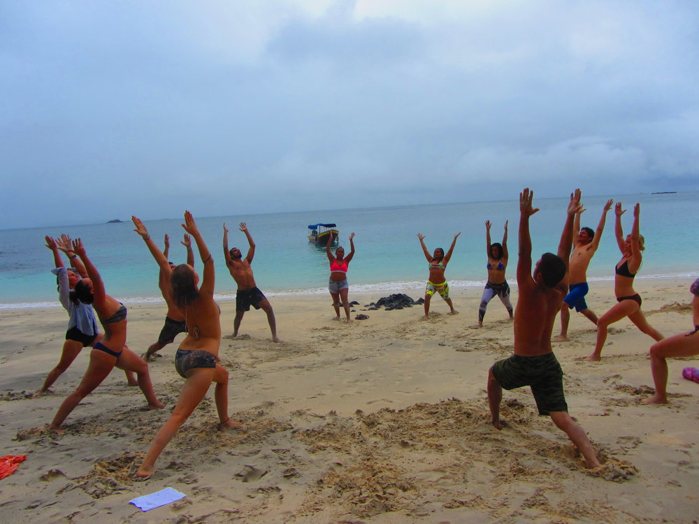 Yoga Island Trip  - To celebrate your graduation we will journey to the ocean to enjoy her healing powers in celebration.