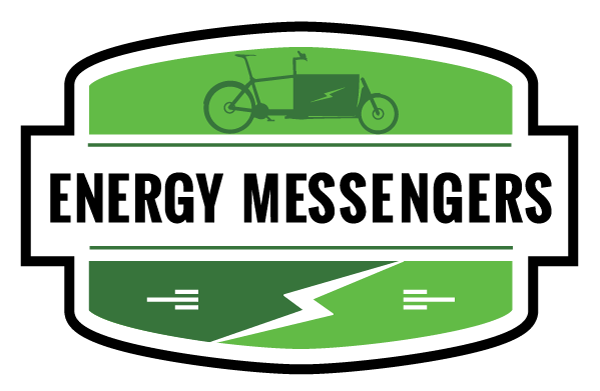 Energy Messengers Christchurch Bike Couriers