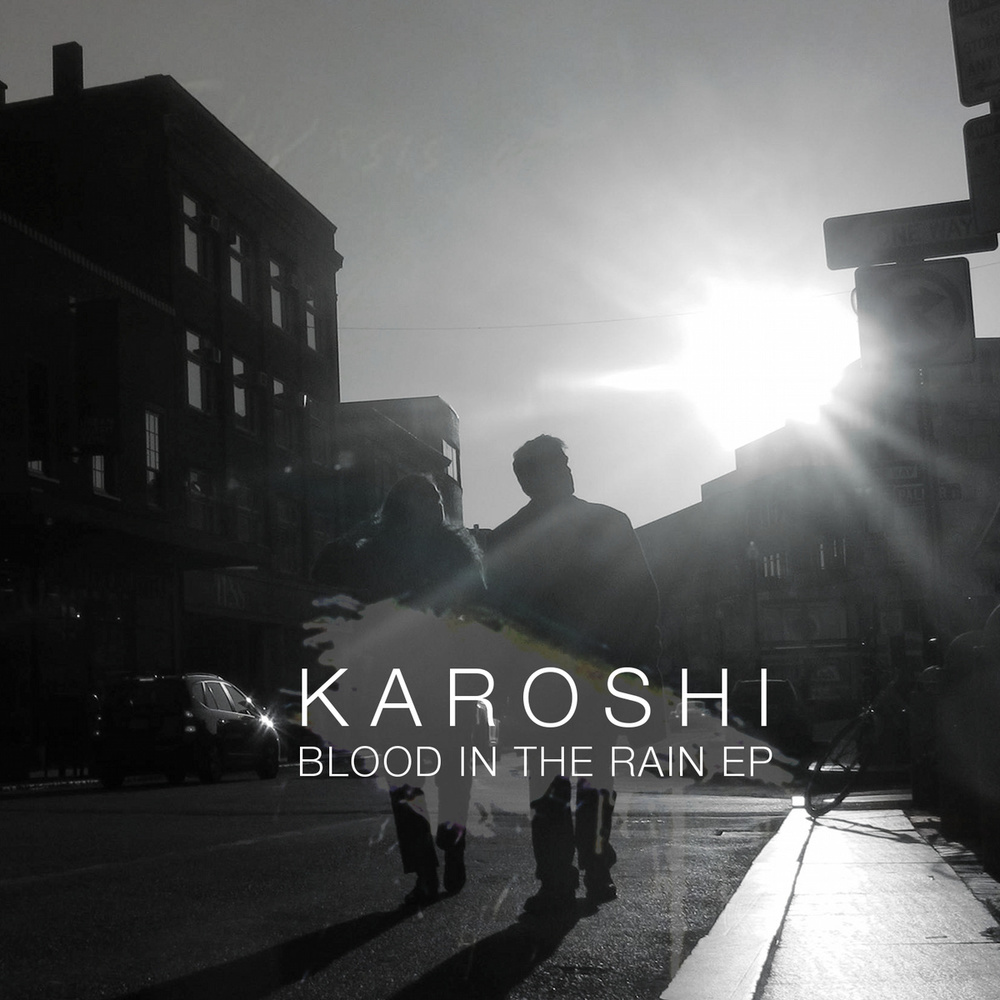 'Blood in the rain', Karoshi, Independent, 2012.
