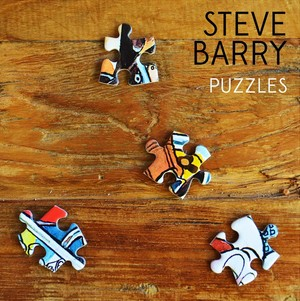 'Puzzles', Steve Barry Quartet, Independent, 2014.