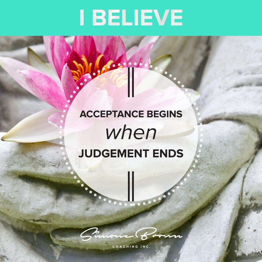 I Believe Statement