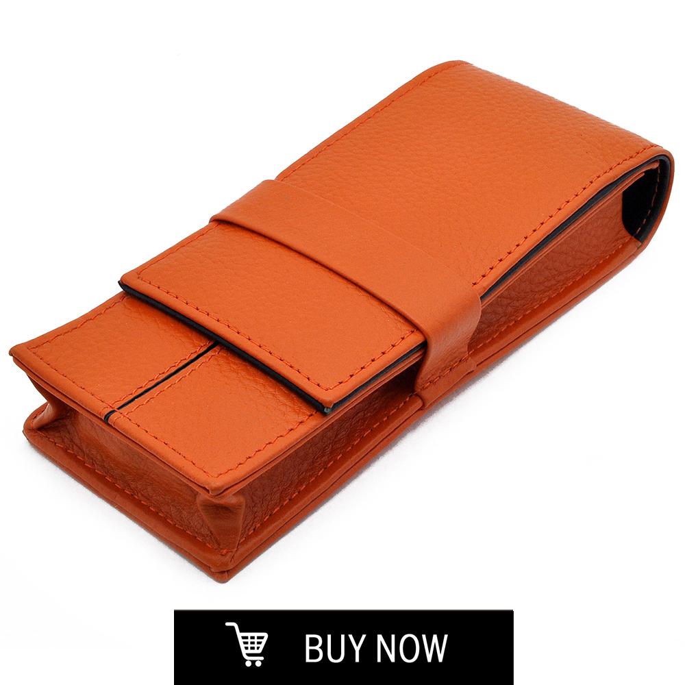ペンブレイス<BR>3本用オレンジブラック $40.00
