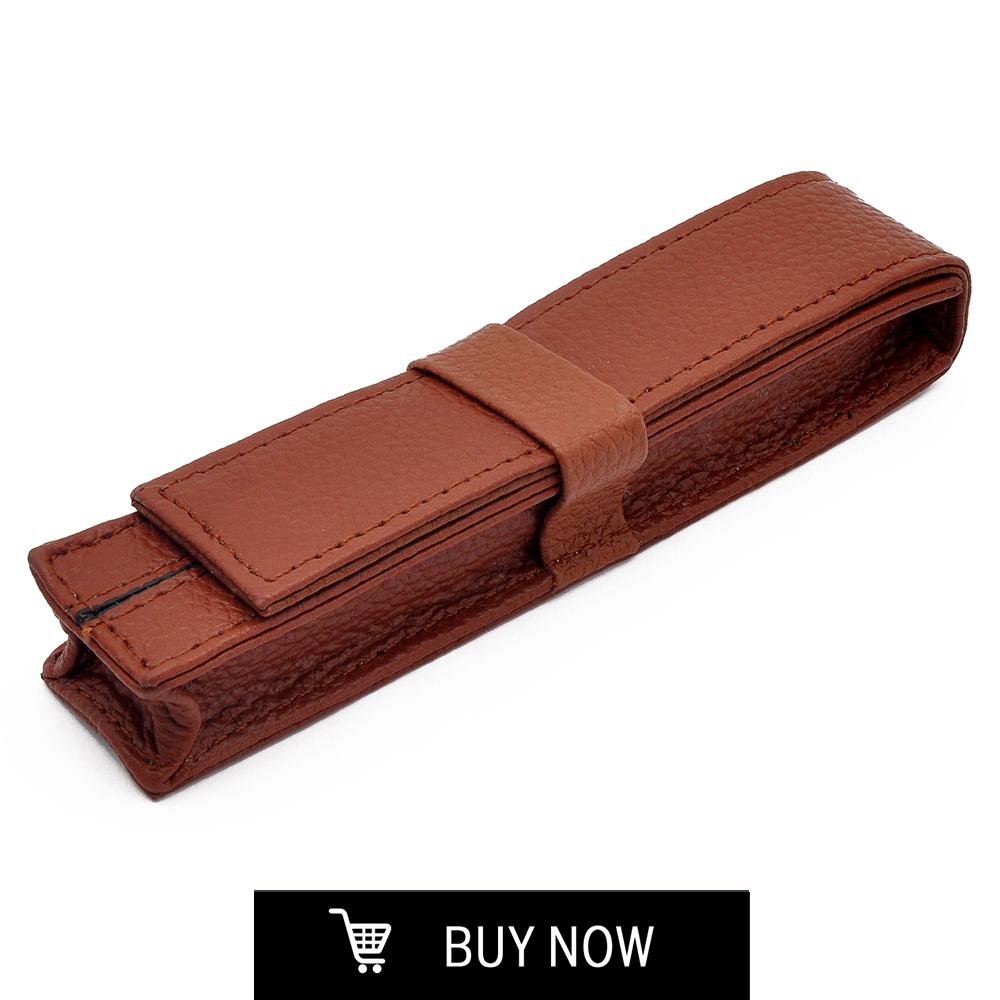 ペンブレイス<BR>1本用レッドブラウン $30.00