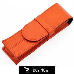 ペンブレイス 2本用<BR>オレンジ ブラック <BR>$35.00
