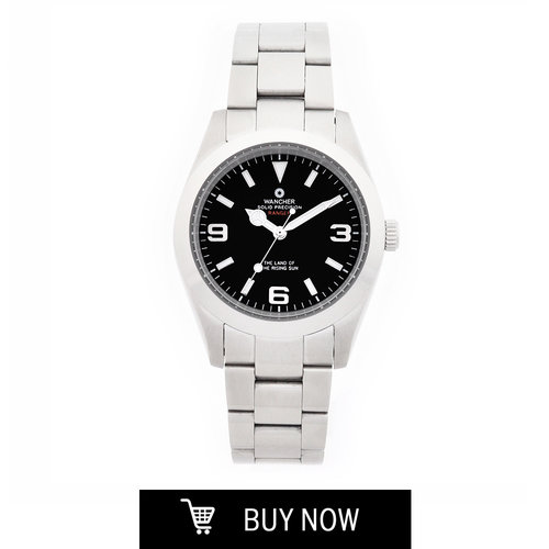 ブラックダイヤル<BR>$250.00