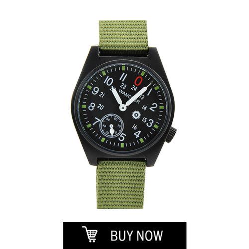 グリーン ナイロンベルト<BR>$95.00