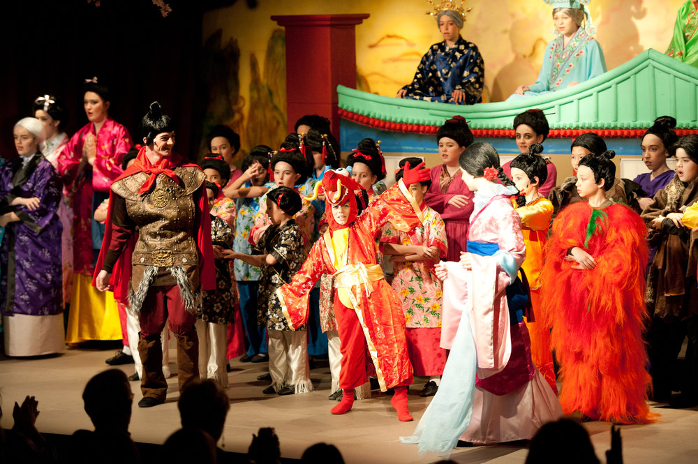 Mulan Jr. (Winter 2012) | Crawford Center for the Arts, Lewisville