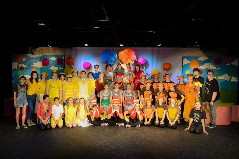 Horton the Elephant, the Cat in the Hat, and all of your favorite Dr. Seuss characters spring to life onstage in Seussical KIDS, a fantastical musical extravaganza from Tony-winners Lynn Ahrens and Stephen Flaherty.