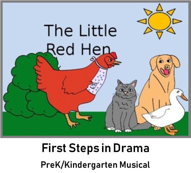 The Little Red Hen Class Logo.jpg