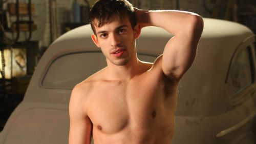 "Beautiful Zack Ryan in ""Beautiful Something"""