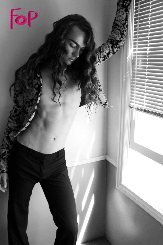 Photography Kasey Bryant  Jacket: Emily Daccarett