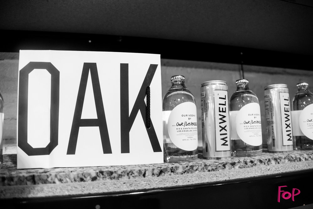 Sponsors: OAK NYC, Our Vodka & Mixwell