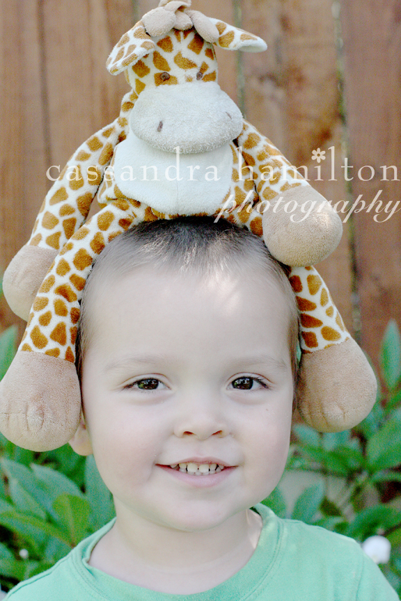 giraffeyonhead
