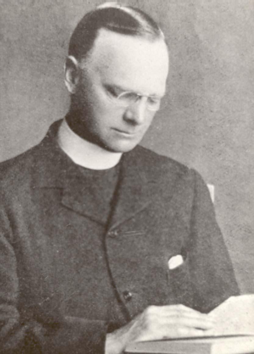 Rev. H.F. Bagshaw