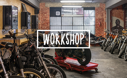 KUSTOM KOMMUNE WORKSHOP