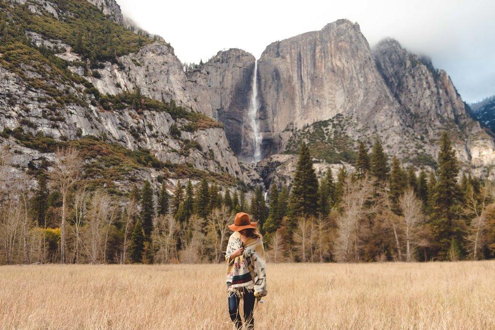 Fields of Yosemite