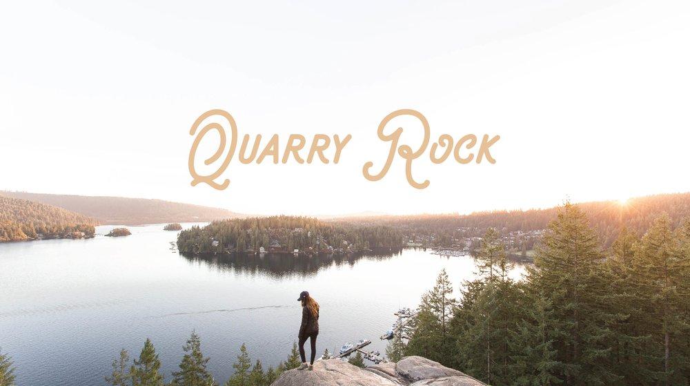 Quarry Rock - VancityWild