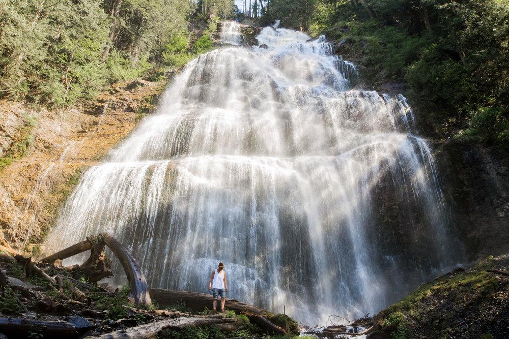 Bridal Veil Falls - VancityWild