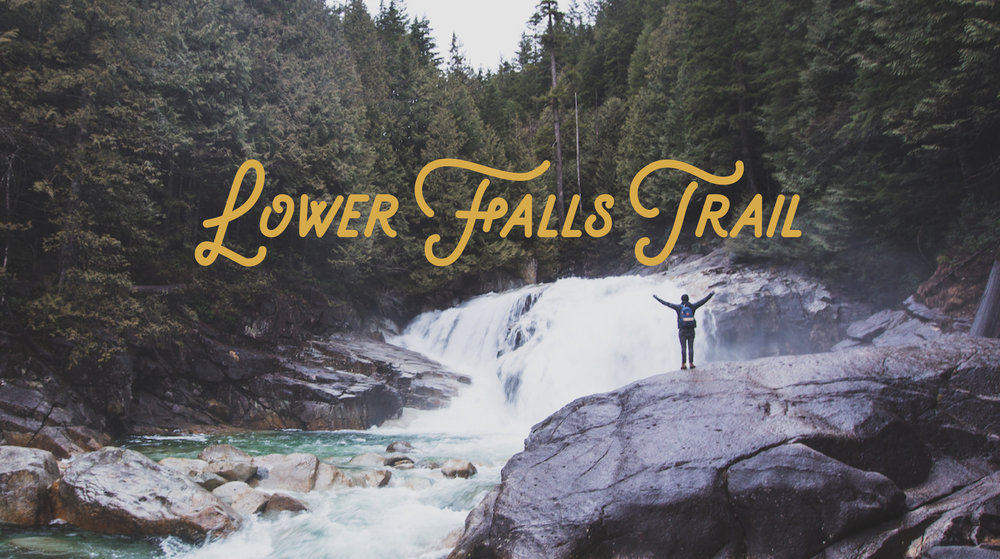 Lower Falls Trail - VancityWild