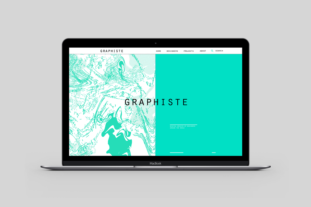 Graphiste — Web Design