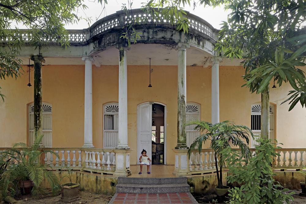 Classical Revival villa   , Getsemani neighborhood, Cartagena,Colombia,2010© Richard Sexton