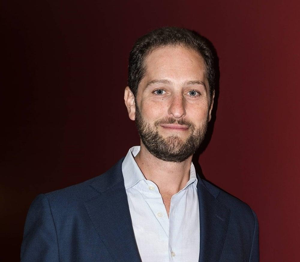Noah Horowitz.Director para las Américas de Art Basel Miami Beach. Imagen. ABMB