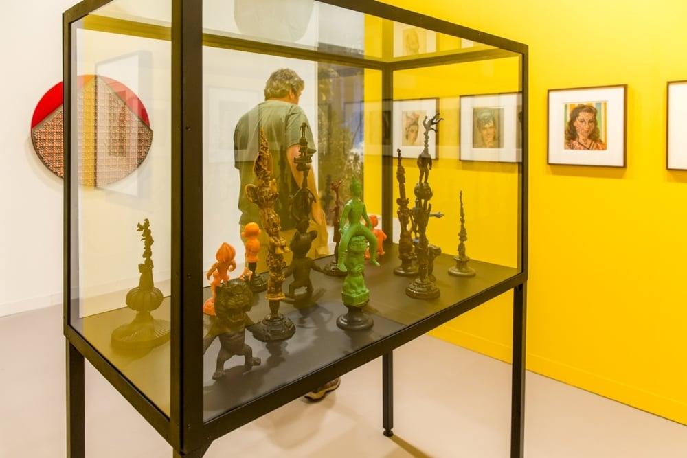 Kabinett. Galeria kurimanzutto.Dr. Lakra. Imagen. ABMB