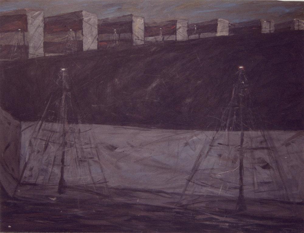 La Zona Series,1988.